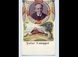 W9W35/ Peter Rosegger schöne Künstler AK ca.1910