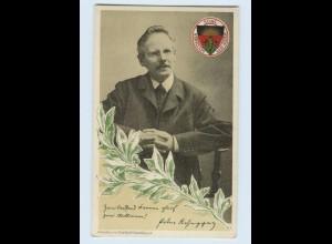 W9W36/ Peter Rosegger Deutscher Schulverein AK ca.1914