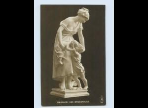 H155/ Skulpturen Foto AK Madrassi ca.1912