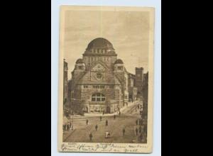 C388/ Essen Synagoge Judaika AK 1922