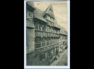 P2R22/ Kiel Altes Haus in der Hasstr. AK ca.1910