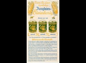 c844/ Landhaus Jungborn, Qyten - Honigversand mit Bestell AK Bienen Imker Honig