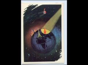 A7645/ Raumfahrt Rußland Zukunft 1964 keine AK