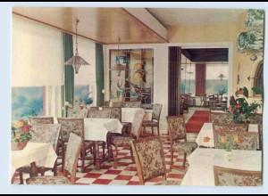 W9M08/ Lütjenburg Cafe-Restaurant Bismarckturm AK 1966