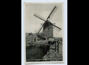 W9H07/ Den Haag Molen Mühle Windmühle AK ca.1930