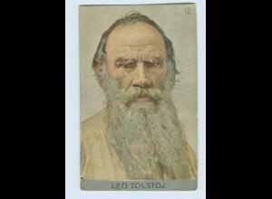 W9G56/ Leo Tolstoj Künstler AK ca.1905