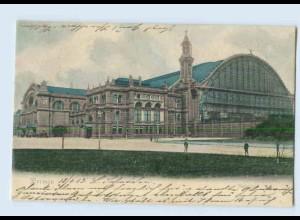 M236/ Bremen Bahnhof ca.1900 AK