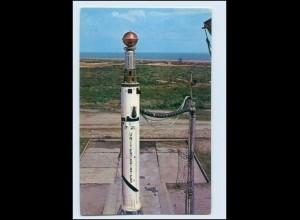 W8Q34/ Raumfahrt Cape Canaveral NASA Rakete AK
