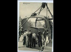 W8P64/ Bialystok U.S.S.R. Industrial Exhibition Ausstellung 1957 Rußland AK