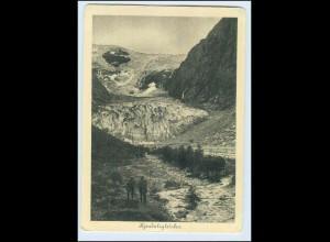 W7X53/ Hamburg-Süd Dampfer Monte Sarmiento Nordlandreisen Norwegen Gletscher