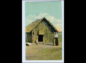 W6P31/ Un rancho Argentinien AK ca.1910 (b)