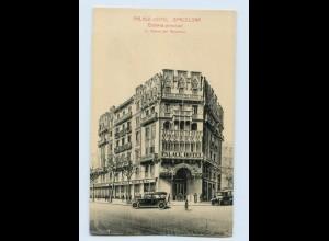 B825/ Spanien Barcelona Palace-Hotel AK