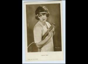 W2H88/ Tennis Liane Haid mit Tennisschläger ca.1925 Ross Foto AK